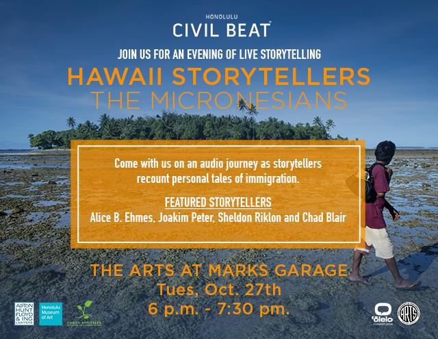 Storytellers Micronesians