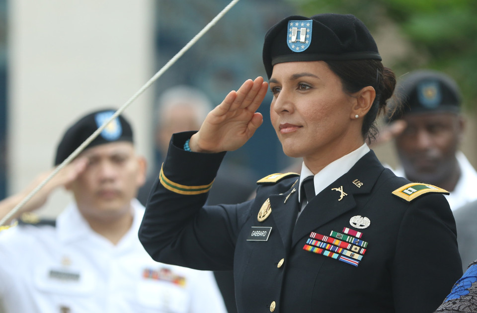 Gabbard Seeks Fix For GI Bill Glitch