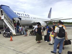 U.S. Territories Criticize United Airlines