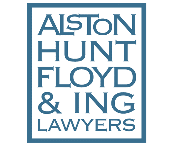 Alston Hunt Floyd and Ing