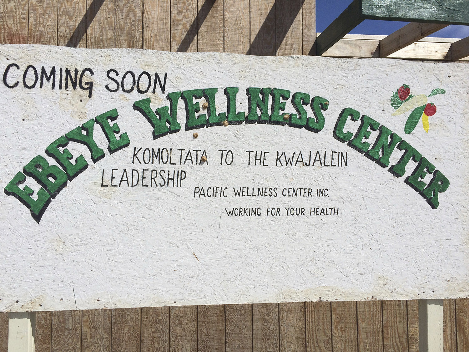 <p>There are active efforts to bring greater awareness of the importance of health to Marshallese. Diabetes, cancer, tuberculosis and even leprosy afflict many islanders.</p>