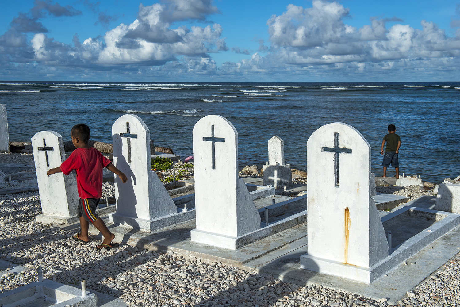 Climate Change Focus On Marshall Islands