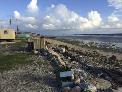 Poverty High In Marshall Islands