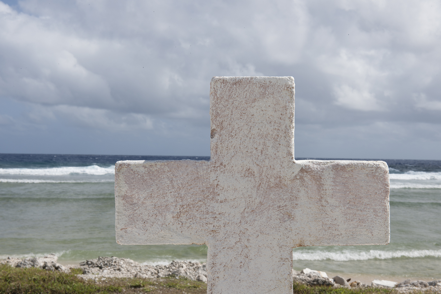 <p>Christianity is the popular religion in Micronesia.</p>