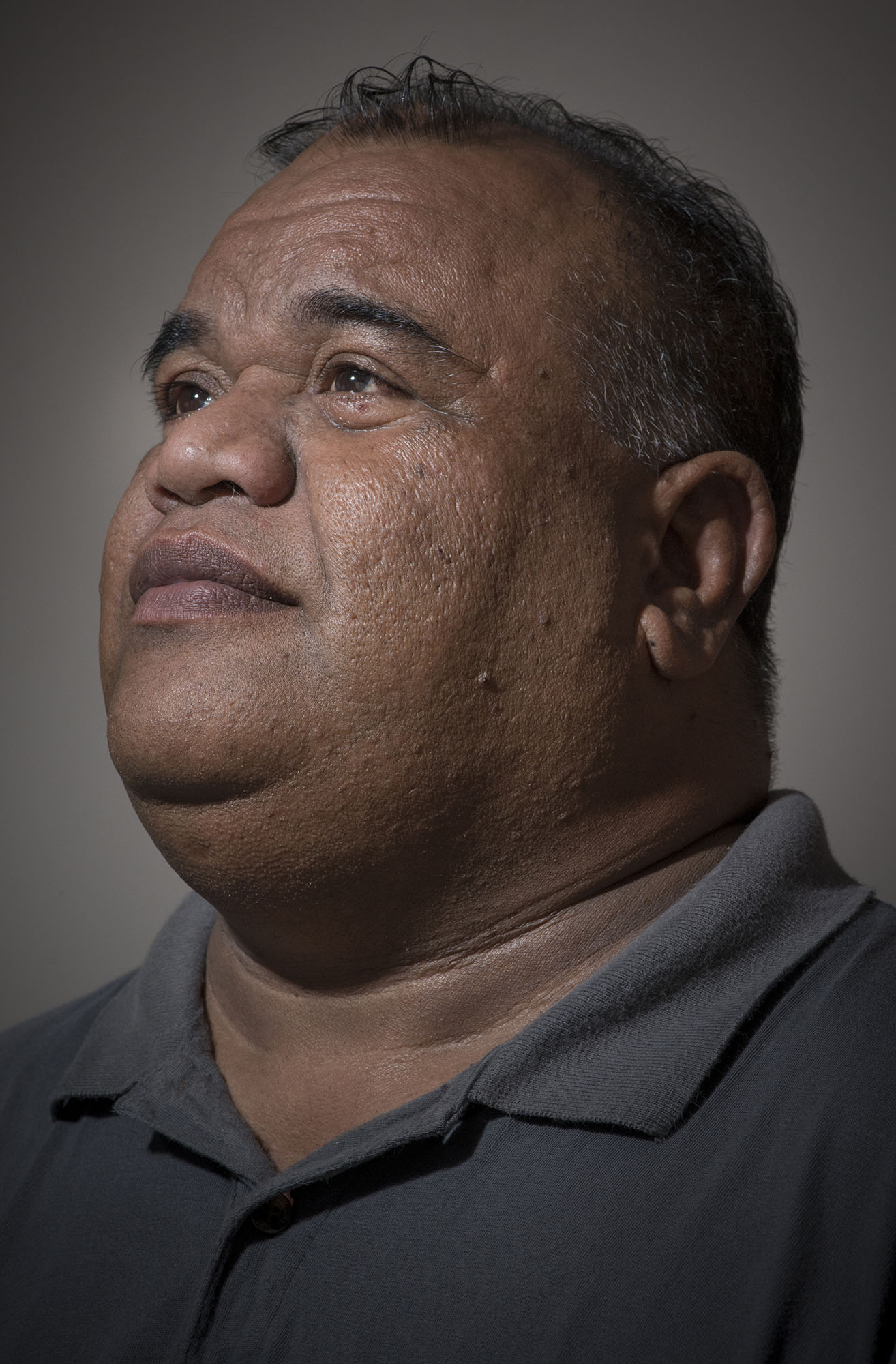<p>Dean Langinbelik, a member of the Rongelap Council, in Majuro in the Marshalls. He longs to return to Rongelap, but it remains too dangerous because of remaining contamination from nuclear testing.</p>
