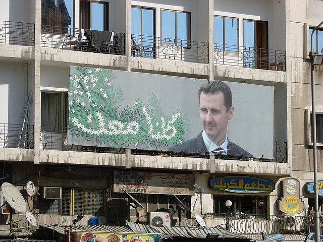 Gabbard: End Efforts To Oust Assad