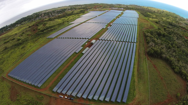 The energy cooperative on Kauai oversaw the massive Anahola solar project.