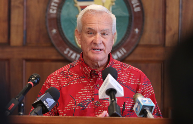 Will Honolulu Mayor Kirk Caldwell hold on to his seat in 2016?