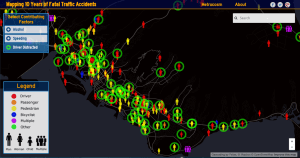 Hawaii Road Fatalities In One Map