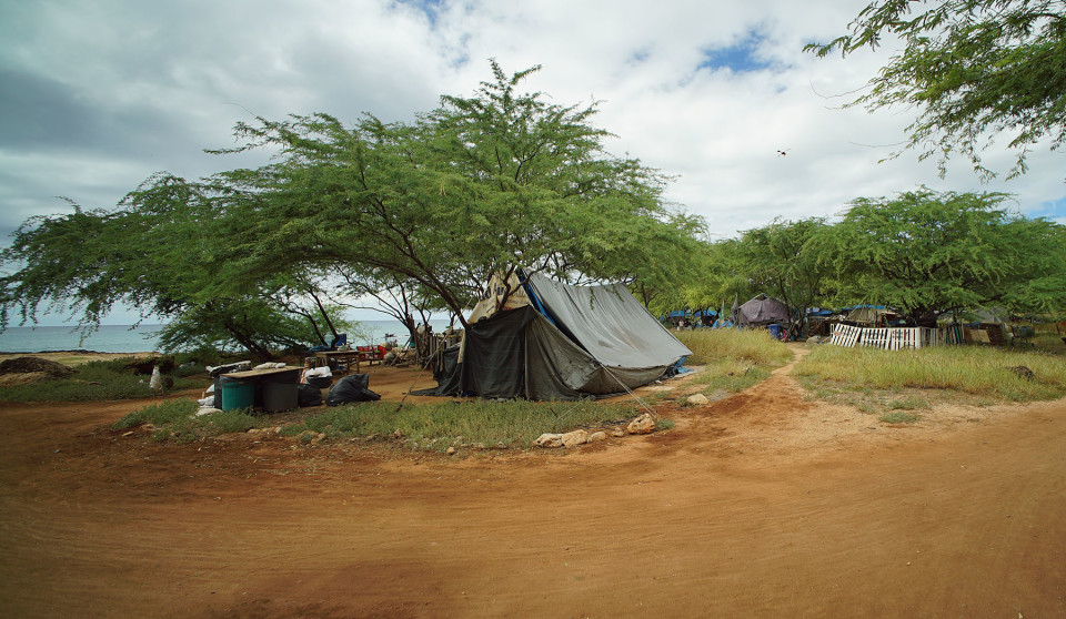 Bill Targeting Homeless on State Land Advances At Hawaii Legislature
