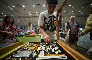 Ige Signs Act Prohibiting Most Ivory Sales in Hawaii