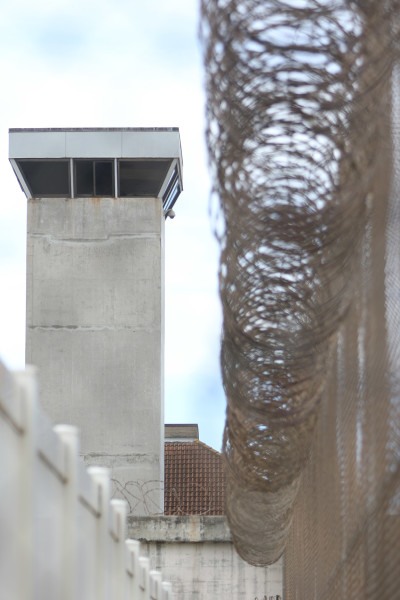 The jail sits on land that the city is eyeing for rail development.