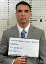 Lance Corporal Joseph Scott Pemberton