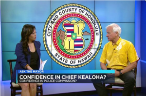 Caldwell (Finally) Speaks Out About Kealoha