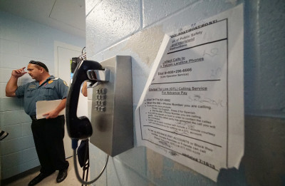 No Relief In Sight For High Cost Of Prison Phone Calls