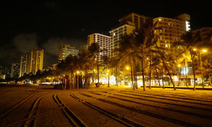 Amid The Buzz Of Waikiki, 21,000 People Who Call It Home