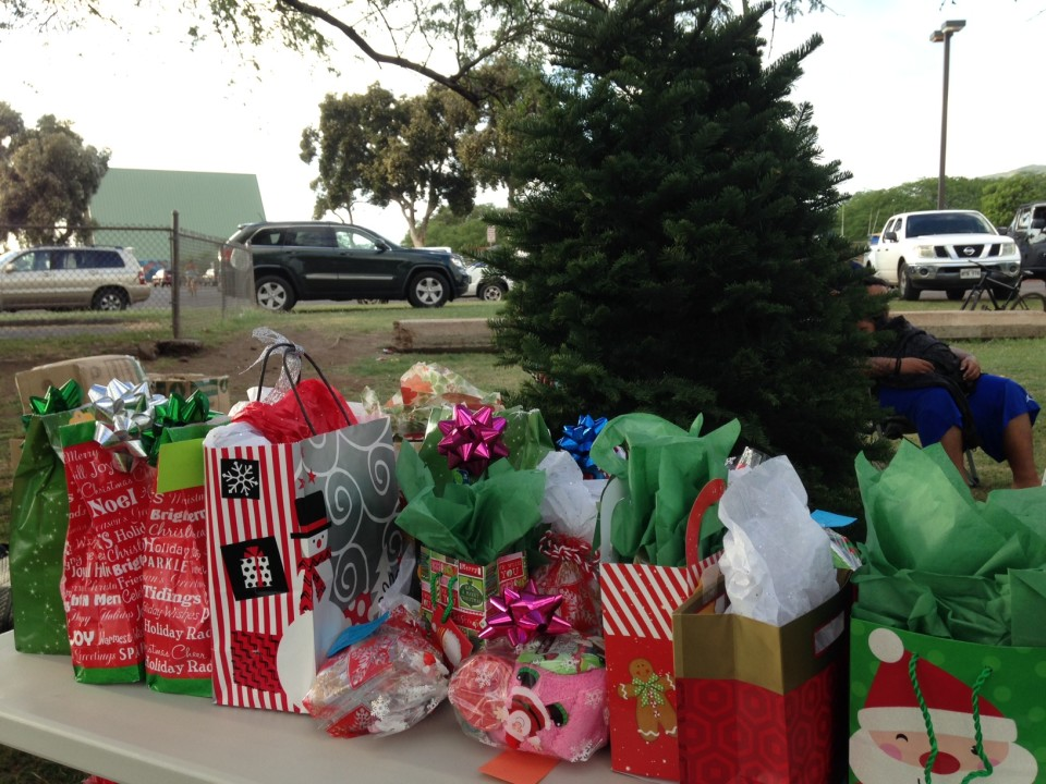 Christmas Brings Gifts, And Possibly Toilets, To Homeless Encampment