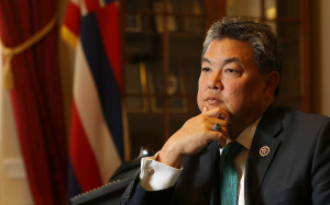 Undeterred By Cancer, Takai Wants A Second Term In Congress