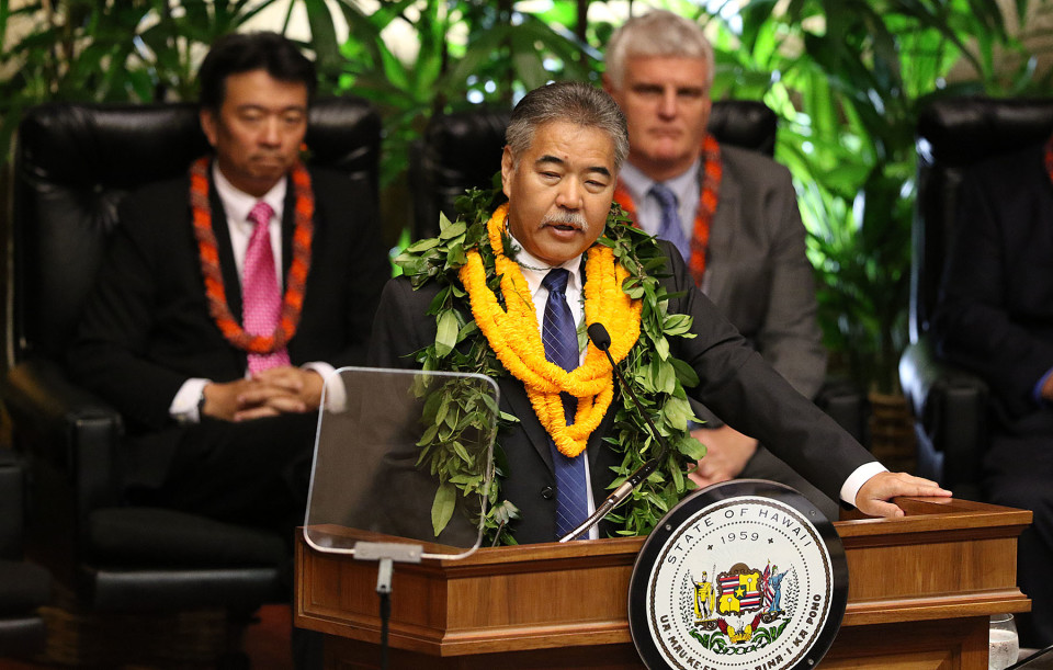 Ige's Plan A Welcome Sign Of Growing Momentum To Cool Hawaii Classrooms