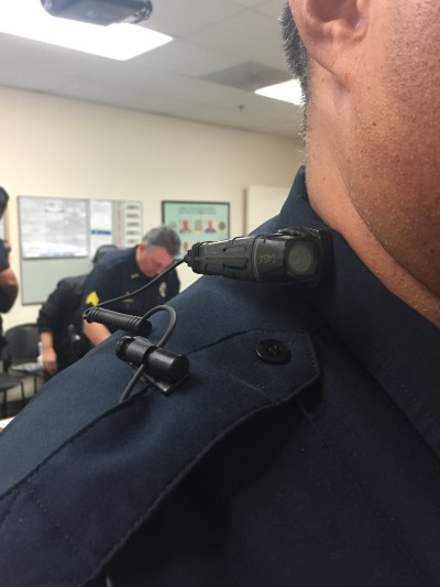 The Kauai Police Department started using body cameras in December despite union protests.