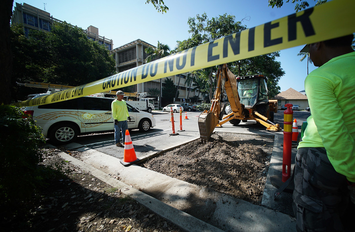UH officials say they're working to eliminate the maintenance backlog, but that they need the financial support from state lawmakers who control the purse strings.