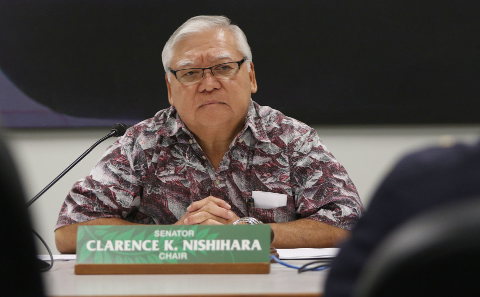 Hawaii Senators Ponder Rules And Money For Police Body Cameras