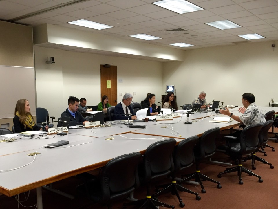 Committee OKs Bill To Shield UH Regents From Revealing Financial Info