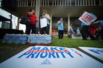 School Funding Bills Move Forward In Senate