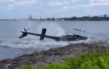 WATCH: Tourist Helicopter Crashes Near Arizona Memorial