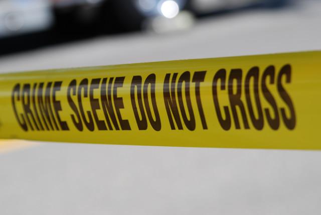 crime scene tape police rape assault