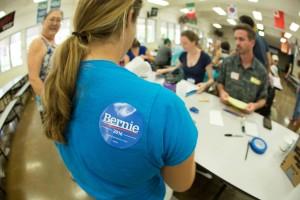 Sanders Backers Dispute Delegate Count