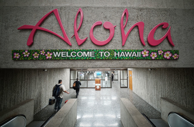 Aloha Welcome to Hawaii Honolulu Airport1