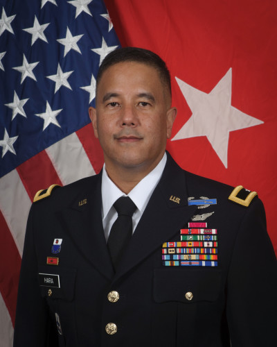 Hawaii Deputy Adjutant General Kenneth Hara was the second-highest paid employee in the state Department of Defense, as of July 1.