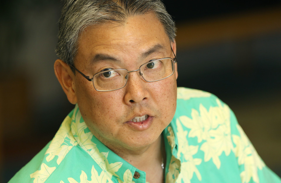 Takai Says He's Sticking With Clinton — For Now