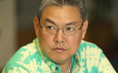 Congressman Mark Takai editorial board1. 29 march 2016.