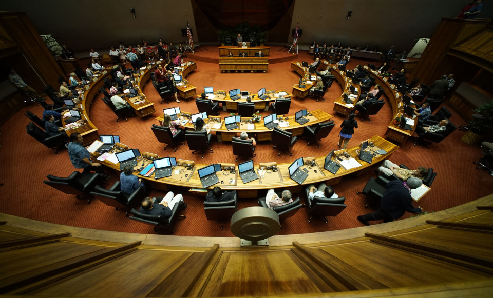 Tom Yamachika: Much Ado About Nothing In The Hawaii Legislature