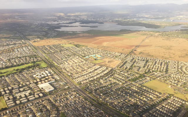Kapolei aerial photo2