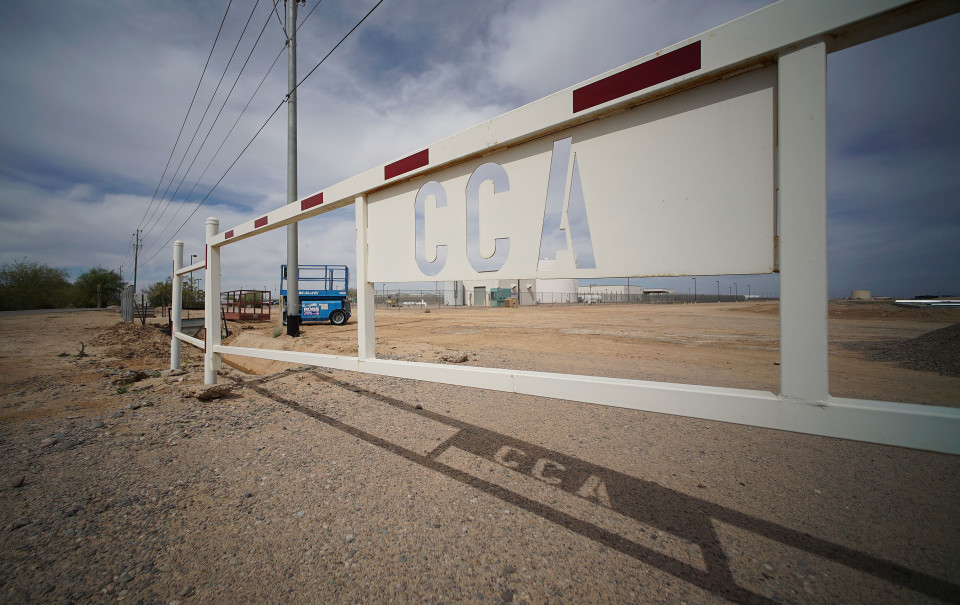 CCA Submits The Only Bid For Hawaii's Private Prison Contract