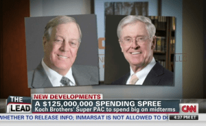 Neal Milner: Koch Brothers Will Make Sure Republican Party Survives