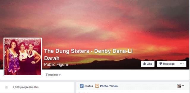 Dung Sisters Denby Darah