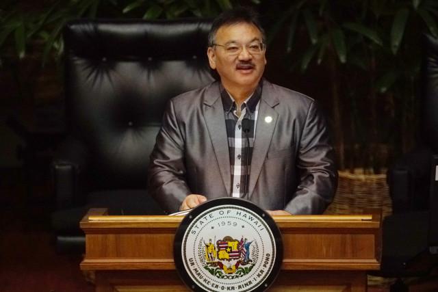 Vice Speaker John Mizuno legislature action3