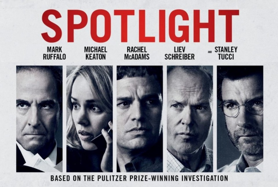 Patti Epler: 'Spotlight' Reminds Us Of What We Need To Be