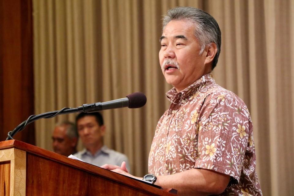 Ige Wants $17 Million For Hawaiian Home Lands