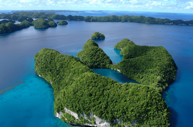 While the COFA nation of Palau has a strong tourism economy, financial assistance from the U.S. helps support infrastructure, health and education.