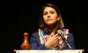 Gabbard: No Interest In Top Party Post