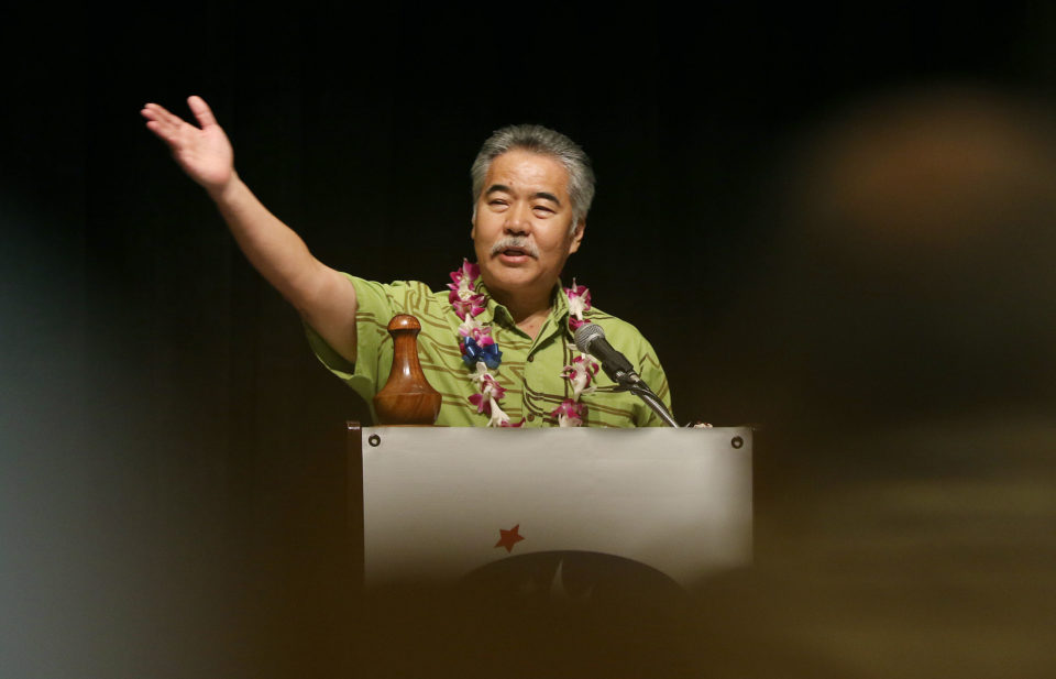 David Ige On Hawaii Democrats: 'We Embrace Diversity'