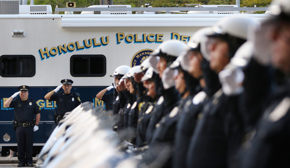 Why Is It So Hard To Pass Police Reform In Hawaii?