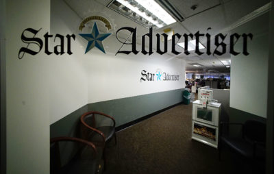 Star-Advertiser Cuts Nearly 10 Percent Of Its Newsroom Staff