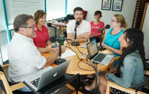 Pod Squad: Unveiling A New Civil Beat Podcasting Project