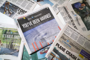 Reader Rep: The Star-Advertiser May Be No. 12 But Size Isn't Everything